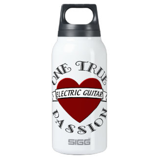 OTP: Electric Guitar Insulated Water Bottle