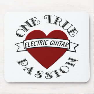 OTP: Electric Guitar Mouse Pad