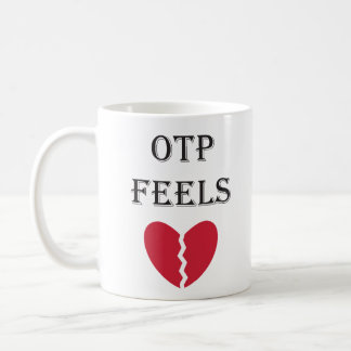 OTP feels mug (With red heart)