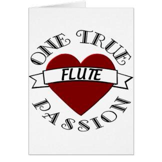 OTP: Flauta Tarjeta