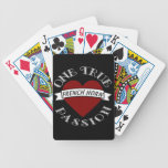 OTP: French Horn Bicycle Card Deck