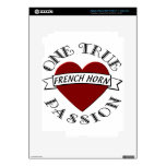 OTP: French Horn iPad 3 Skins