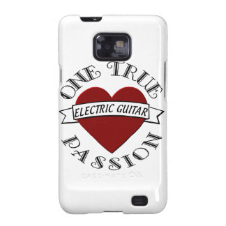OTP: Guitarra eléctrica Samsung Galaxy SII Carcasas