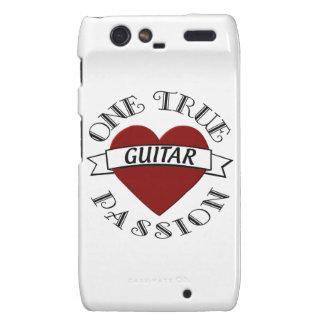 OTP: Guitarra Motorola Droid RAZR Carcasa
