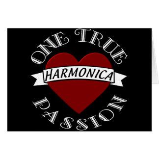 OTP: Harmonica Card