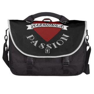 OTP Harmonica Laptop Messenger Bag