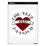 OTP: Harp iPad 3 Decals