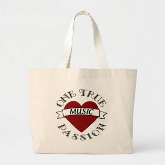 OTP Music Tote Bag
