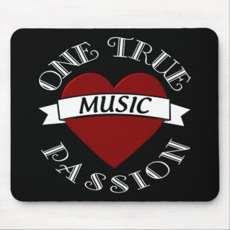 OTP: Music Mouse Pads