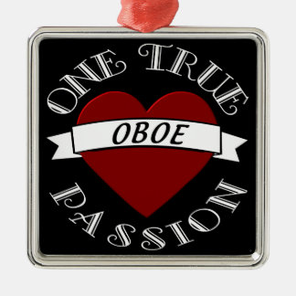 OTP: Oboe Metal Ornament