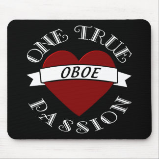 OTP: Oboe Mouse Pads