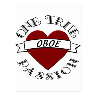 OTP: Oboe Postcard