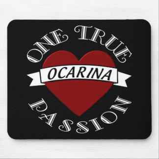 OTP: Ocarina Mouse Pad