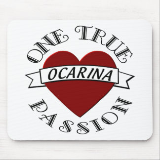 OTP: Ocarina Mousepads