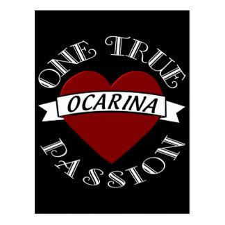 OTP: Ocarina Postcard