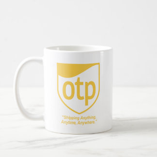 OTP One True Pairing Coffee Mug