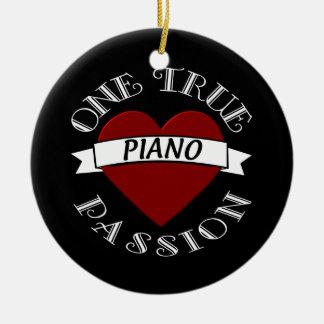 OTP: Piano Ceramic Ornament