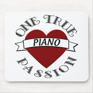 OTP: Piano Mouse Pads