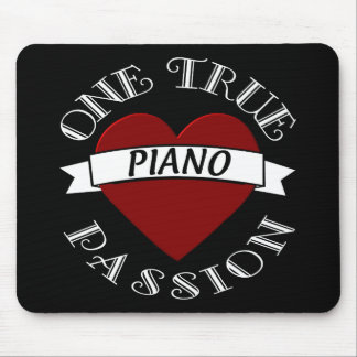 OTP: Piano Mousepads