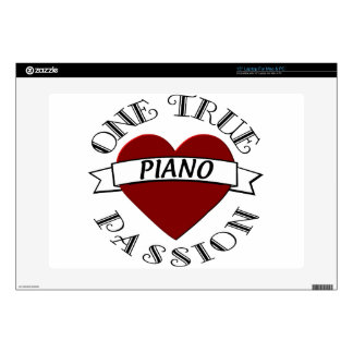 """OTP Piano Skin For 15"""" Laptop"""