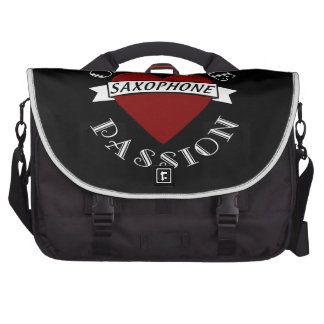 OTP Saxophone Laptop Commuter Bag
