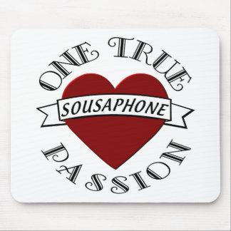 OTP: Sousaphone Mousepad