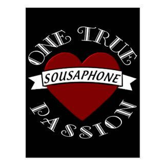 OTP: Sousaphone Postcard