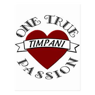 OTP: Timpani Postcard