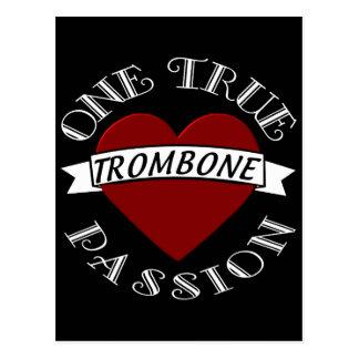 OTP: Trombone Postcard
