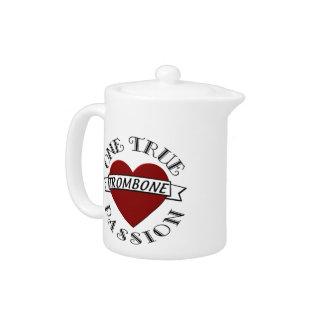 OTP: Trombone Teapot