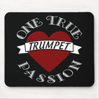 OTP: Trumpet Mouse Pad