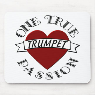 OTP: Trumpet Mouse Pads