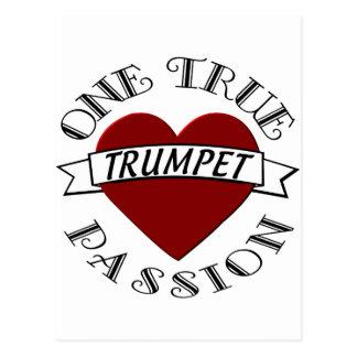 OTP: Trumpet Postcard