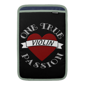OTP: Violin MacBook Sleeves
