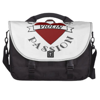 OTP Violin Laptop Messenger Bag