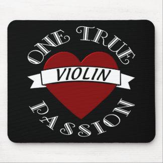 OTP: Violin Mousepads