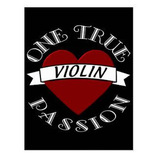 OTP: Violin Postcard