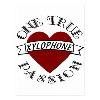 OTP: Xylophone Postcard