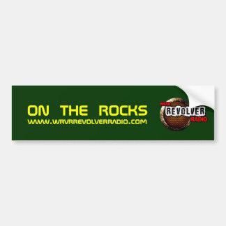 OTR Revolver Radio Bumper Sticker