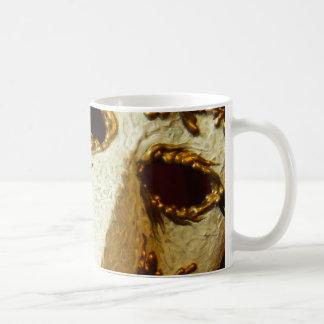 Otra cara tazas de café