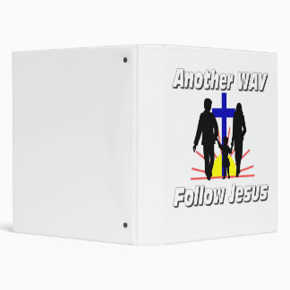 "Otra manera, sigue a Jesús Carpeta 1"""
