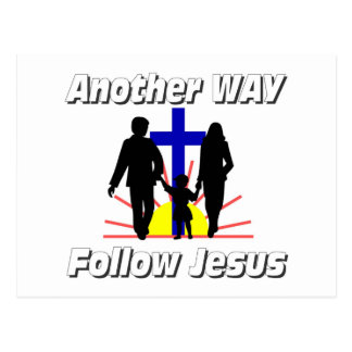 Otra manera, sigue a Jesús Postal