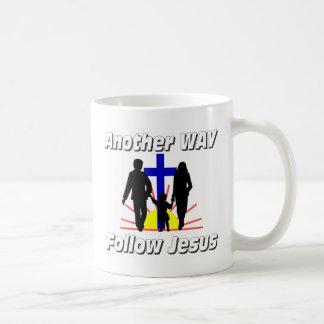 Otra manera, sigue a Jesús Taza Básica Blanca
