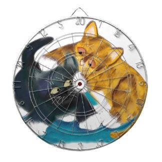 Otra más pelea entre dos gatitos