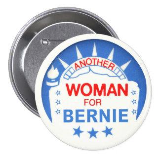 Otra mujer para Bernie Pin Redondo 7 Cm