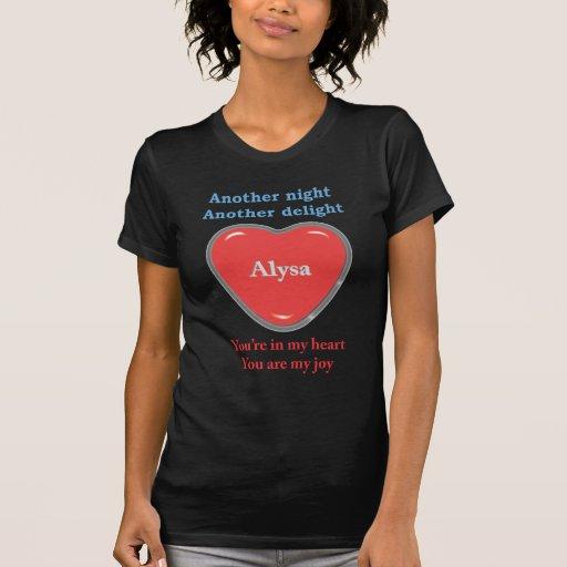 Otra noche otras muñecas de Alysa w o del placer Camiseta