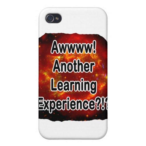 otra Nova de la experiencia de aprendizaje iPhone 4/4S Fundas