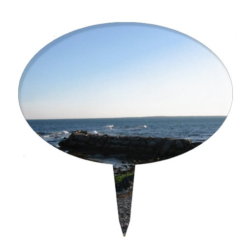 Otra playa de Newport Figuras Para Tartas