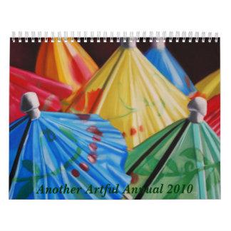 Otra publicación anual ingeniosa 2010 calendarios