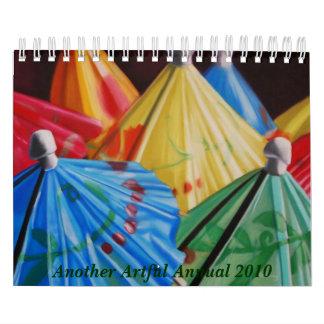 Otra publicación anual ingeniosa 2010 calendario